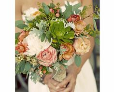 awesome wedding bouquet