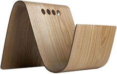 Portariviste in legno dal design moderno n. 21