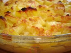 Zapekané zemiaky s cesnakom Macaroni And Cheese, Ale, Ethnic Recipes, Food, Mac And Cheese, Ale Beer, Essen, Meals, Yemek