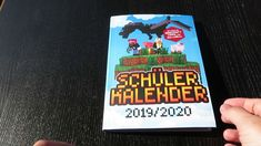 DoctorBenx Schülerkalender | Review Youtube, Cover, Books, Libros, Book, Blanket, Book Illustrations, Youtubers, Youtube Movies
