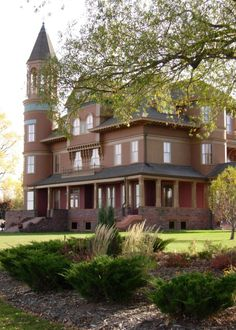 Fairlawn Mansion, Superior WI. I have worked here since 2002 and it is beautiful and rich historical building.