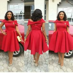 2c3977f0b2d A gorgeous red dress that can be worn anywhere