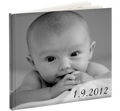 Memories created!  12x12 Wrapped Photo Book - Baby, School Days, Grandparents