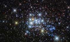 Hubble focuses on a hypergiant's home
