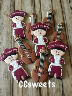 Mariachi Cookies                                                                                                                                                                                 More