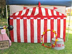homemade by jill: preschool carnival party