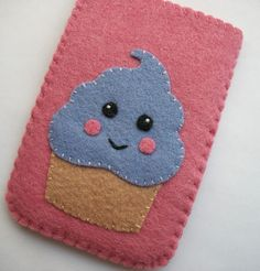 This is also a already made phone case from someone whop really loves the colour pink :)