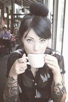 coffee drinker...
