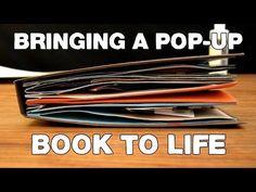 Hacer una lección TED-Ed: Dar vida a un libro desplegable - YouTube