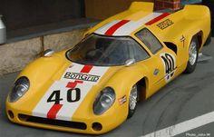 Jo Bonnier, BonGrip Lola T70, 1969. Excellent! Tags: Ecurie Bonnier Kennametal Kengrip tire studs spikes wheels