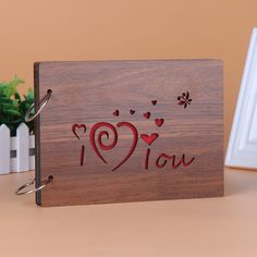 Cheap Wedding Photo Album Buy Quality Cover Directly From China Design Suppliers 8 Inch 2016 Hot Redwood Albums Handmade