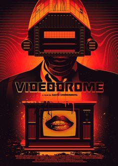 Videodrome by Dave Stafford