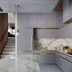 46+ About Brass And Marble Kitchen Makeover Beginning in the Next 20 Minutes - casitaandmanor