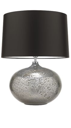 Buy Galileo Silver Table Lamp online by Heathfield and Co from Furntastic at unbeatable price. Table Lamp Design, Silver Lamp, Lamp, Interior Design Solutions, Artistic Lighting, Hotel Table Lamp, Silver Table Lamps, Mirror Lamp, Room Lights