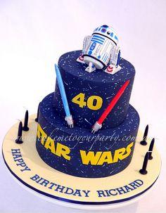 Star Wars Cake- R2D2 | Flickr - Photo Sharing!