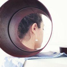 #pearl #agoraeahora #a #brinco #beleza #b #c #dia #earings #felicidade #mirror #espelho #hoje #lookdodia #mimo #quero #style #serfeliz #temqueter #tarde #vida #paulaferreira #revenda #semijoia #consignado #novidades #new #collection #news