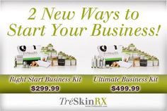 So many ways to join TreSkinRX -- fun, rewarding career -- start today!  www.discoverhealthyskin.com Let me help you get started on the path to living the life you have dreamed of!  What financial goals do you have? Better your life today!