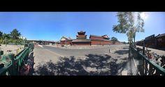 "A nice day A twisted space  生活在衚衕 生活在衚衕 Live ""in hutong"" ""Life"" is in hutong  TAGS: #hutong #Beijing #北京 #胡同 #inhutong #street #streetphotagraphy #在胡同 #modernhutong  #igersbeijing #instachina #instabeijing #thatsbejing #timeoutbeijing"