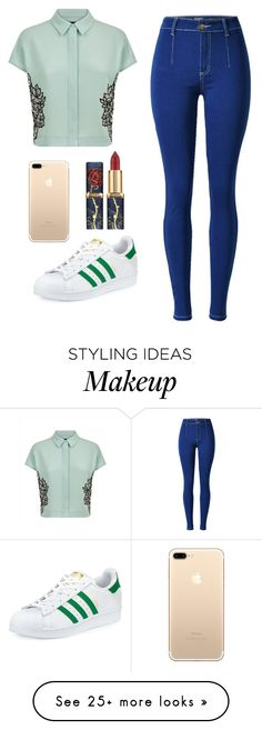 """""""Untitled #618"""" by tumblr-outfits12 on Polyvore featuring Jaeger and adidas"""