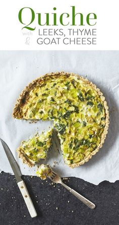 The oat and sunflower seed crust will win you over. (GF)