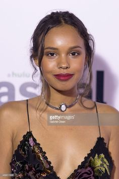 Alisha Boe arrives for the Premiere Of Hulu's 'Casual' at SilverScreen Theater at the Pacific Design Center on September 21, 2015 in West Hollywood, California.