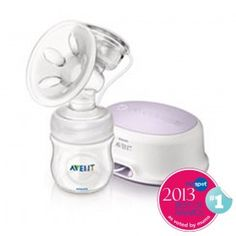Philips Avent Comfort Single Electric Breast Pump I'm not gonna lie these look like torture!