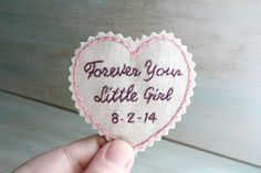 Father of the Bride Gift by sewhappygirls
