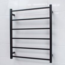 BEAU-shelf White Black Bathroom//Kitchen Multifunction Shelves with Tower Bar Wall Mounted Shower Holder Bathroom Accessories,White