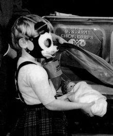 Disney Gas Mask