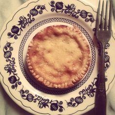 Lemon ricotta and pine nuts tart