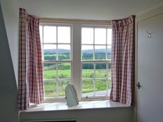 bantrach-cottage-speyside-window Dormer Windows, Cottage, Curtains, Home Decor, Blinds, Decoration Home, Room Decor, Cottages, Draping