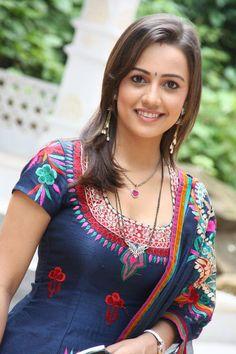 Tv Serial Actress in Salwar Kameez | Serial Actress
