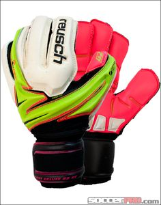 Reusch Argos Deluxe G2 Ortho-Tec Goalkeeper Glove - Lime Punch...$157.49