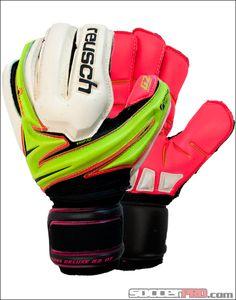 Reusch Argos Deluxe G2 Ortho-Tec Goalkeeper Glove - Lime Punch...$157.49