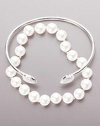 Pfeffinger Perlen-Armband + Reif