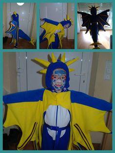 """Ein Kostüm für den Sturmpfeil aus """"Drachenzähmen leicht gemacht"""" #karneval"""