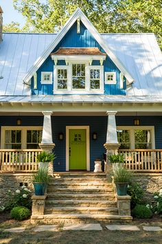 Landscaping Tips From TOHu0027s 2015 Idea House. Craftsman Style HomesCraftsman  Bungalow ExteriorCraftsman ...