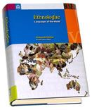 An encyclopedic reference work cataloging all of the world's 6,909 known living languages