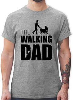 Valentines Day Gifts For Him, Fathers Day Gifts, Fun Look, The Walking Dad, Life Is Too Short Quotes, Life Quotes, Baby Co, My Sunshine, Shirt Designs
