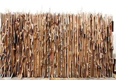 Recycling can turn waste materials into beautiful furniture. Ecology, Thesis, Couture Fashion, Divider, Recycling, Yard, Texture, Canning, Room