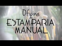 Atelier JB Oficina de Estamparia Manual - YouTube Assassins Creed Series, Acoustic Covers, Owl Patterns, Past Life, Shibori, Acoustic Guitar, Make It Yourself, Youtube, Assassin's Creed