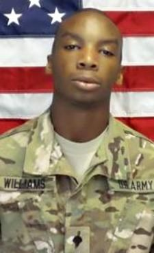 Army SGT. David V. Williams, 24, of Frederick, Maryland. Died August 18, 2012, serving during Operation Enduring Freedom. Assigned to 2nd Battalion, 1st Infantry Regiment, 2nd Stryker Brigade Combat Team, 2nd Infantry Division, Joint Base Lewis-McChord, Washington. Died in Kandahar Province, Afghanistan.  The cause of death is under investigation.
