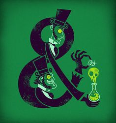 Illustration: Jekyl & Hyde by Eduardo San Gil