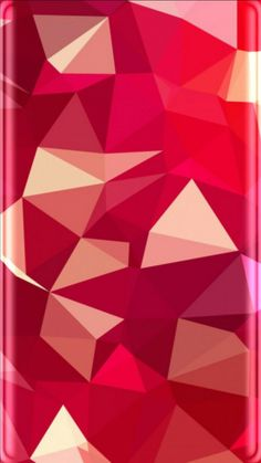 Pink Love, Hot Pink, Iphone Wallpapers, Backgrounds, 3d, Simple, Wall Papers, Colors, Red Background