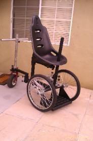 Steadicam Rickshaw Instructions for vehicle mount mode.