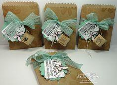 Inking Idaho: Mini Treat Bag Thinlit is on Sale - Save $10