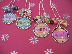 Christmas gifts or cute YW craft