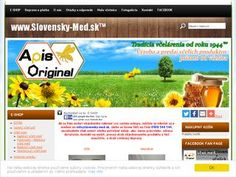 Včelí med a sušený včelí peľ
