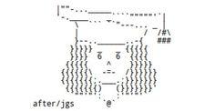 ASCII Art for Graduations and Congratulating Graduates