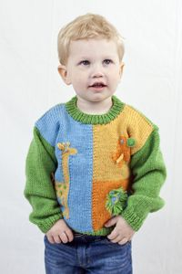 Cascade Yarns® - Knitted Sweater Patterns For Kids
